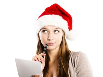 Bientôt Noël… - Ma liste au notaire