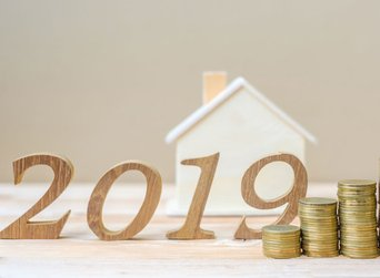 Immobilier - Mes bonnes résolutions pour 2019