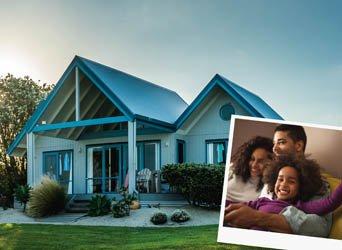 Que 2019 vous apporte une belle maison !