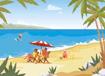 Profitez de l'été pour vous amuser ! Conseil de votre notaire