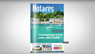 Magazine des Notaires & Immonot Août 2018