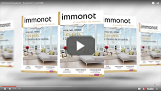 Immonot Magazine - Automne Hiver 2018