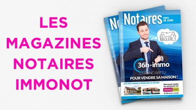 Magazines Notaires - immonot - février 2019