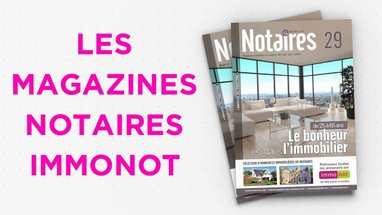 Magazines Notaires - immonot - mars 2019