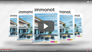 Immonot Magazine - Printemps été 2019
