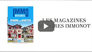 Magazines Notaires - immonot - juin 2019