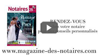 Magazines Notaires - immonot - octobre 2019