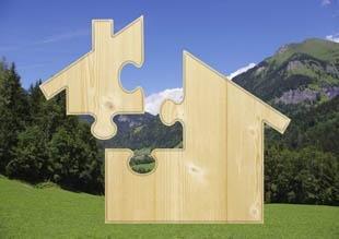 Immobilier en SCI : à chacun sa part