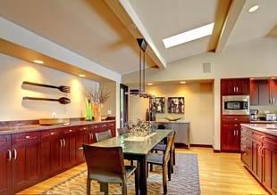 Mitonnez-vous une cuisine à vivre !