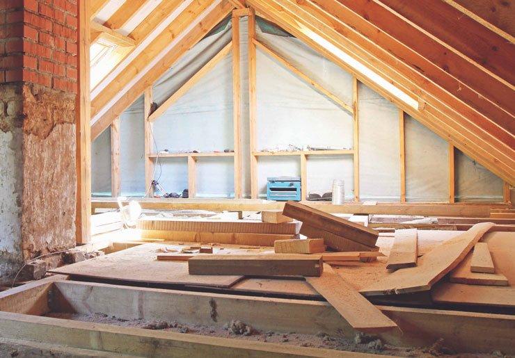 Acheter une maison avec travaux - Une bonne idée