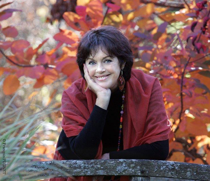 Anny Duperey - Une romancière formidable !
