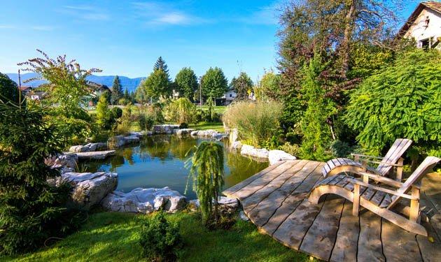 Point D Eau Jardin jardin À l'anglaise ou À la française ? - immonot