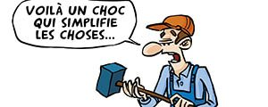 Choc de simplification : élan de construction !