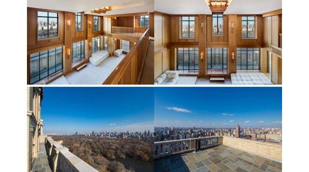 Demi Moore vend son appartement à New York... 75 millions de dollars