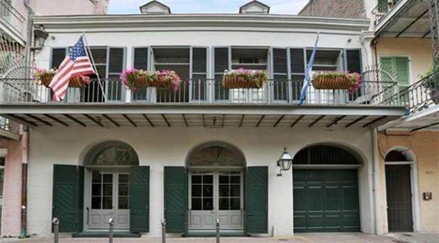 Brad Pitt et Angelina Jolie (re)vendent leur manoir de la Nouvelle-Orléans