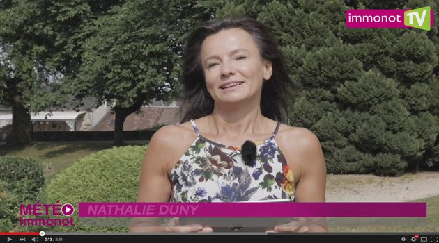 Météo Immonot juin 2015