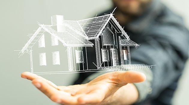 Imprimer sa maison en 3 D