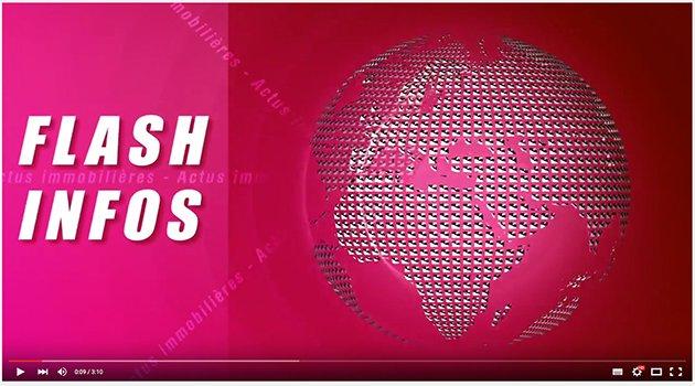 Flash infos en vidéo