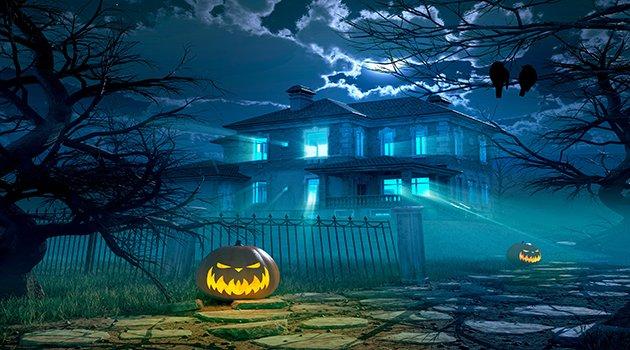 Quand Halloween hante nos maisons !