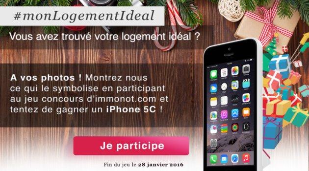 Participez au grand jeu concours #MonLogementIdeal