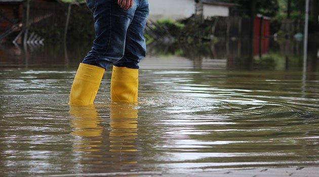 Malgré le PPRI la France a les pieds dans l'eau