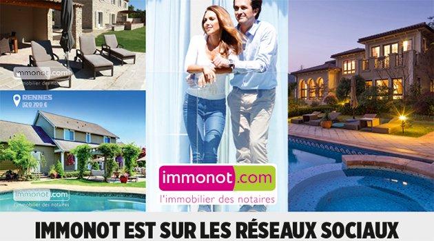 Ne ratez plus aucune info Immonot : suivez-nous sur les réseaux sociaux !
