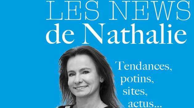 Les news de Nathalie