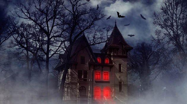 51% croient aux maisons hantées !