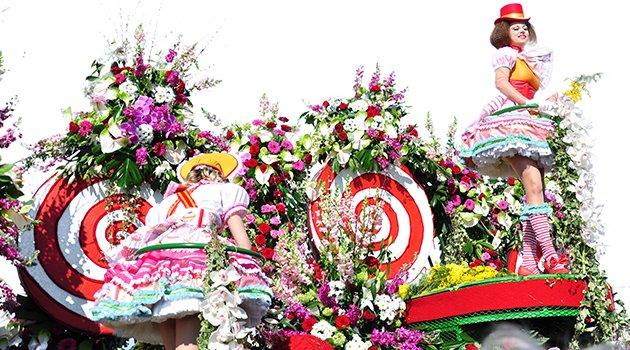 Les folies du carnaval