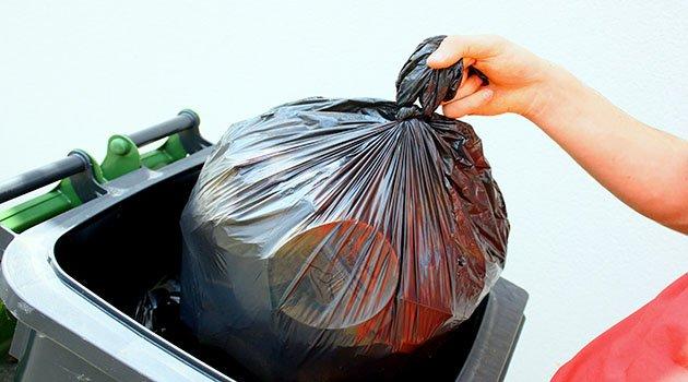 Et si je ne sortais pas les poubelles ?