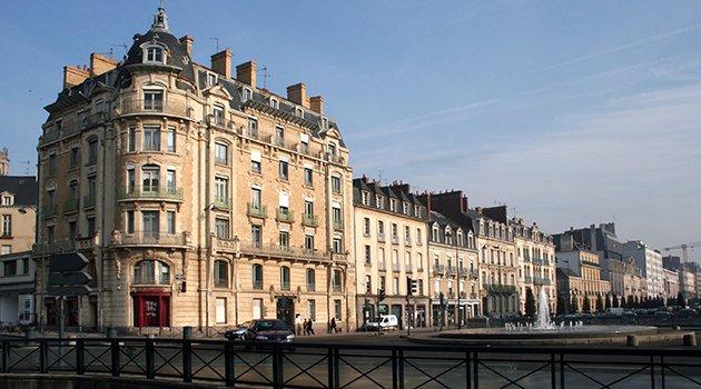 Rennes : numéro 1 des villes où investir
