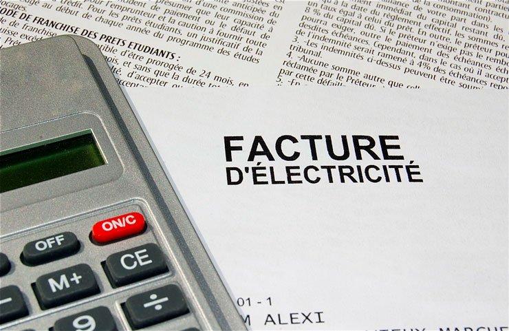 Hausse du prix de l'électricité en août