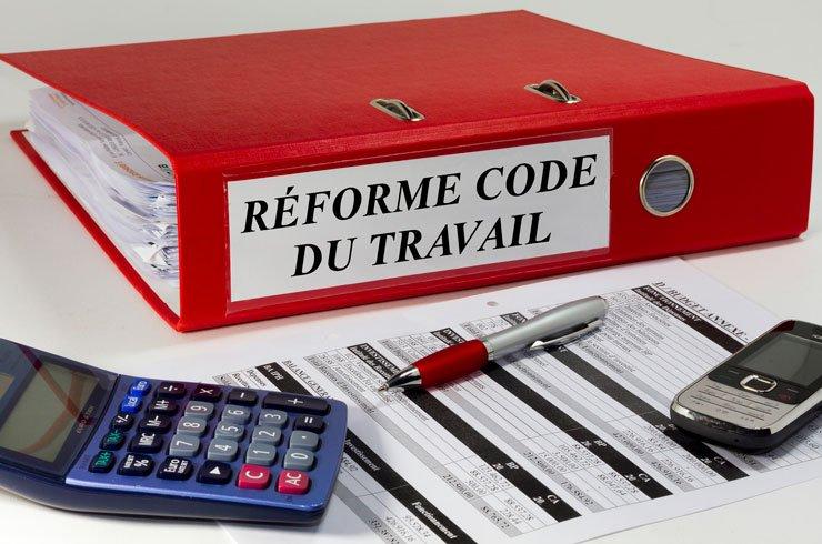 Code du travail - Les grandes lignes de la réforme