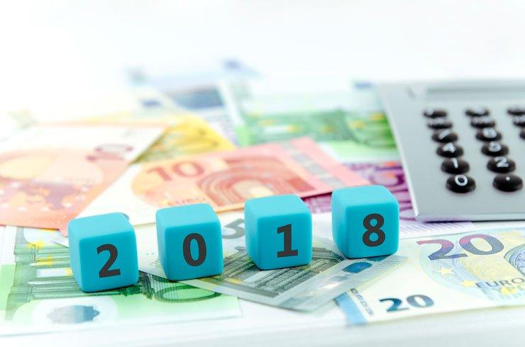 Projet de loi de finances - Ce qui vous attend en 2018…