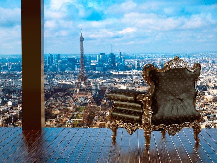Flambée de l'immobilier de luxe à Paris en 2018