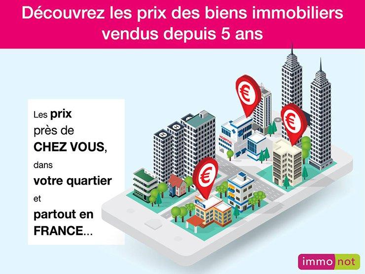 Prix des biens immobiliers - Plus de secrets entre nous !?