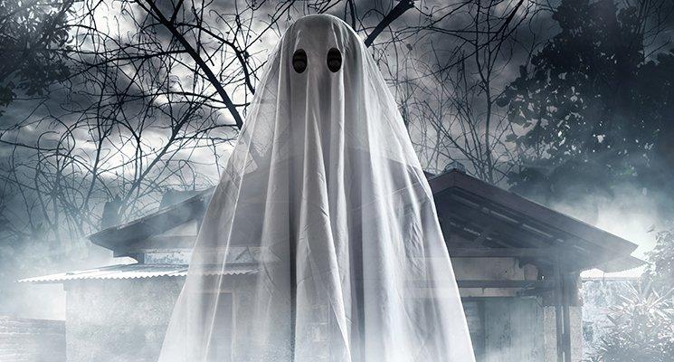 Bientôt Halloween - SOS fantômes !