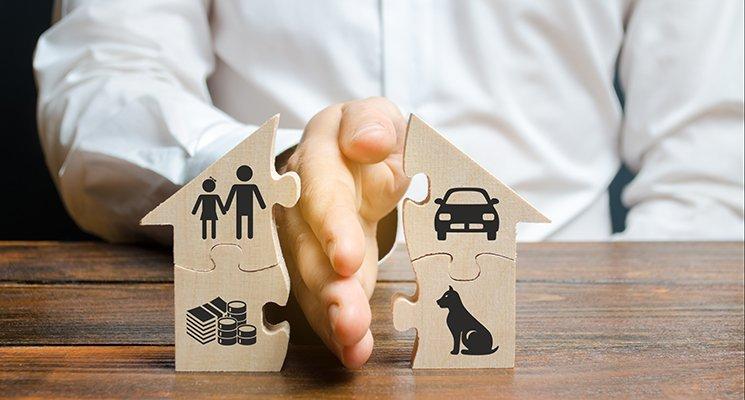 Divorce - Le droit de partage pourrait être revu à la baisse