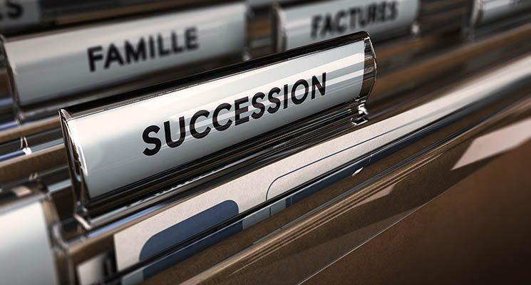 Droits de succession - L'État peut vous faire crédit