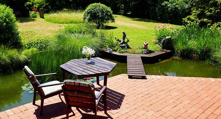 Le garden staging pour vendre plus vite