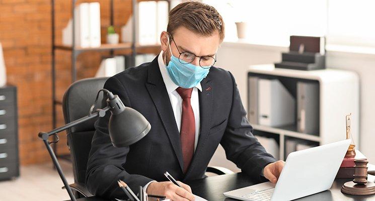 Le notariat assure pendant le confinement et rassure ses clients