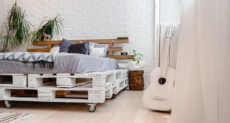 Comment meubler sa résidence secondaire à petit prix ?