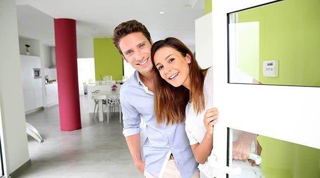 Immobilier : Monsieur et Madame font bon ménage !