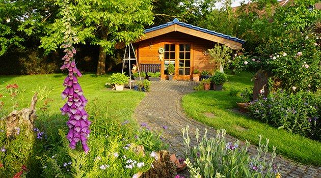 Construire un abri de jardin - Ce qu'il faut savoir