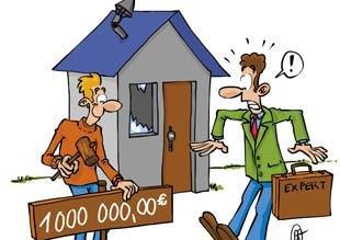 Le juste prix, c'est l'expertise immobilière notariale