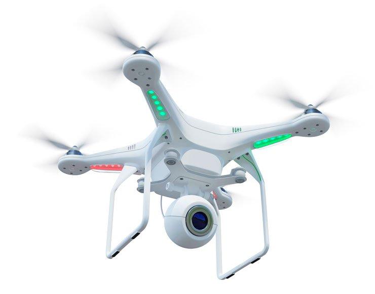 Drones - Objets volants identifiés et réglementés