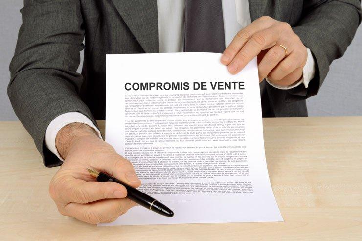 Compromis de vente et conditions suspensives