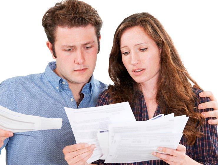 Couple et dettes - Qui paie ?