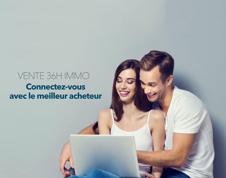 VENTE 36h immo - Connectez-vous avec le meilleur acheteur