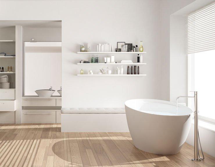 Séance relooking pour votre salle de bains